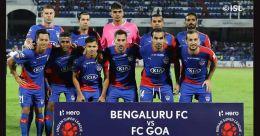 Bengaluru top ISL table again