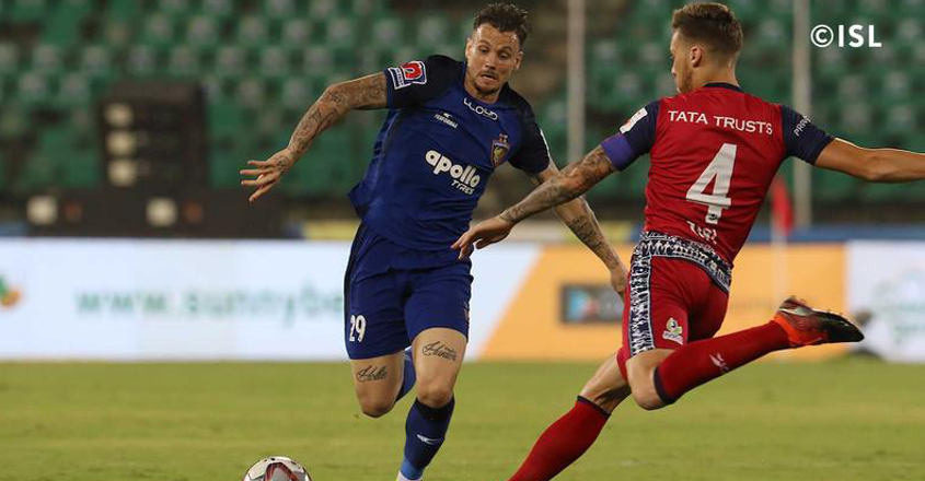 NorthEast qualify after JFC draw a blank in Chennai