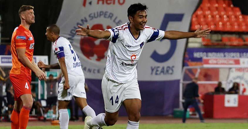 ISL: Delhi Dynamos end Pune's short unbeaten run