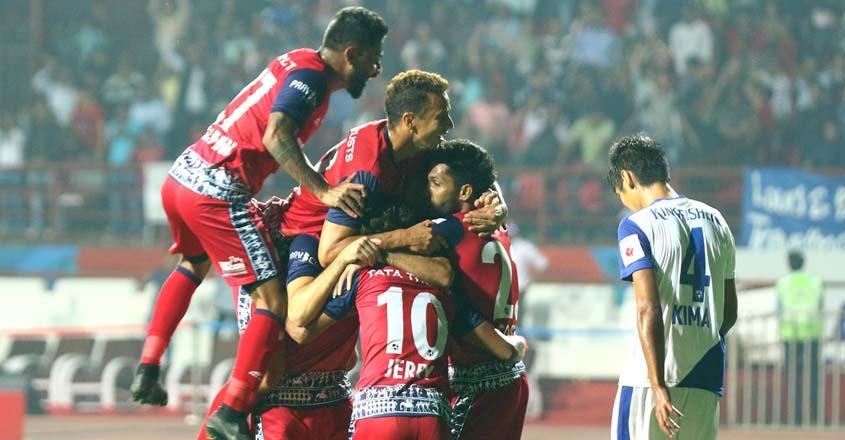 ISL: Five-star Jamshedpur crush second-string Bengaluru FC