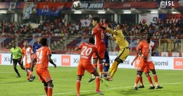 ISL: Goa seal second spot after securing a 1-0 win over Chennaiyin