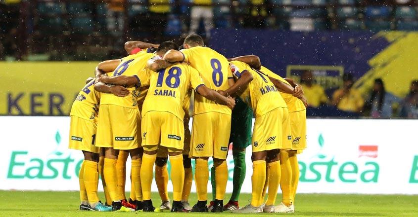 Endurance test for Kerala Blasters against Jamshedpur FC