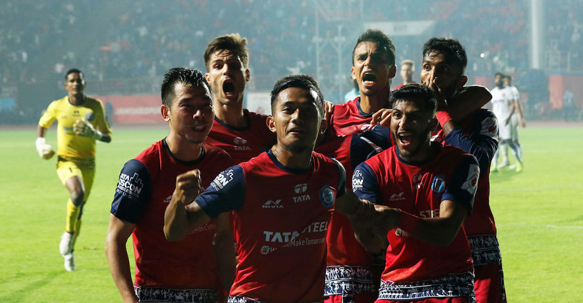Jamshedpur steal a point from Chennaiyin