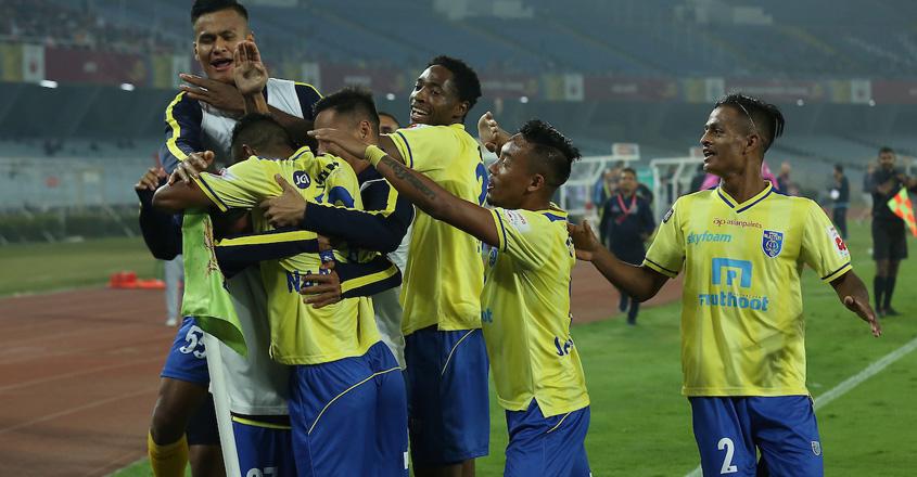 ISL: Kerala Blasters do the double over ATK
