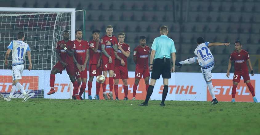 ISL: NorthEast, Jamshedpur dish out six-goal thriller