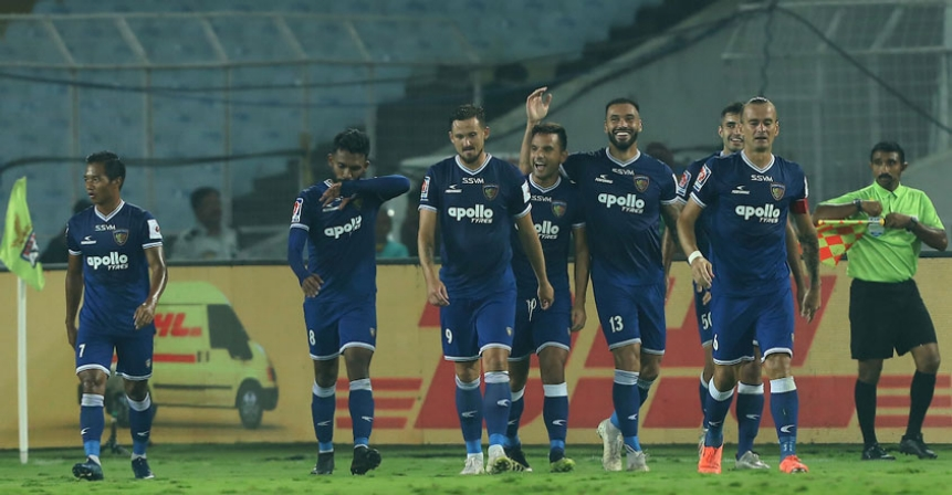ISL: ATK-Chennaiyin final to be played in empty stadium