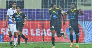 ISL: Odisha, Kerala share honours in eight-goal thriller