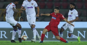 Chennaiyin draw 2-2 with NorthEast, to face FC Goa in play-offs