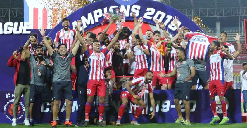 Rampaging ATK grab historic third ISL title