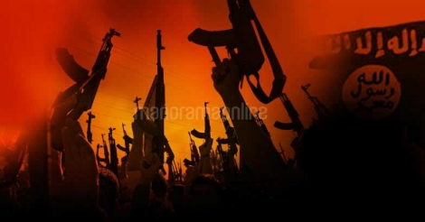 Arrested Keralite waged war for ISIS in Iraq, says NIA