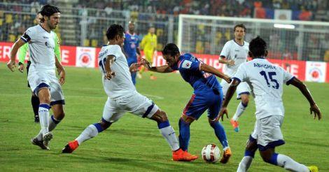 Chennaiyin FC beat FC Goa