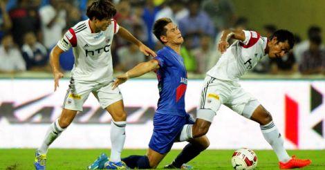 NorthEast stun Mumbai, climb to second slot