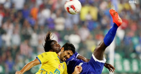 Mendy magic wins it for Chennaiyin FC against Blasters