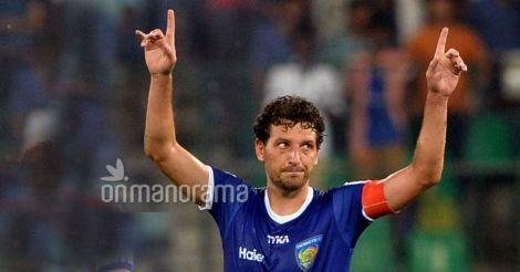 Elano wants to win ISL for fans, Chennai flood victims