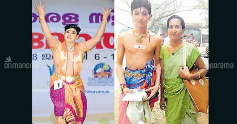 Dancers count on their Ockhi-affected fathers' blessings