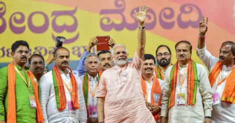 Karnataka set to elect new Assembly after 3-month campaign