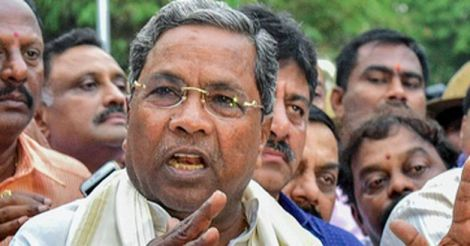 Siddaramaiah turns emotional after blamed for defeat