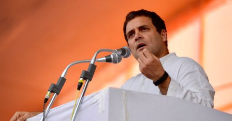 SC calls BJP's bluff, says Rahul