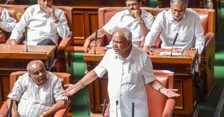 Column | Yediyurappa treads cautiously on emotive Karnataka flag demand