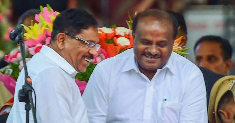 Who said it's full 5-year term for Kumaraswamy, asks Karnataka Dy CM