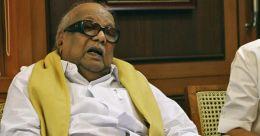 Karuna's death leaves India poorer, says Prez Kovind