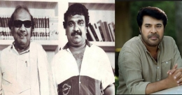 Karuna once wrote the script for a Cochin Haneefa film!