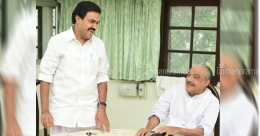 'It is a void': Jose K Mani remembers his father