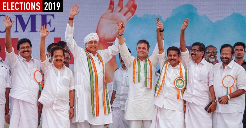 Rahul Gandhi restates BJP is the real threat, goes soft on CPM during his Kerala campaign