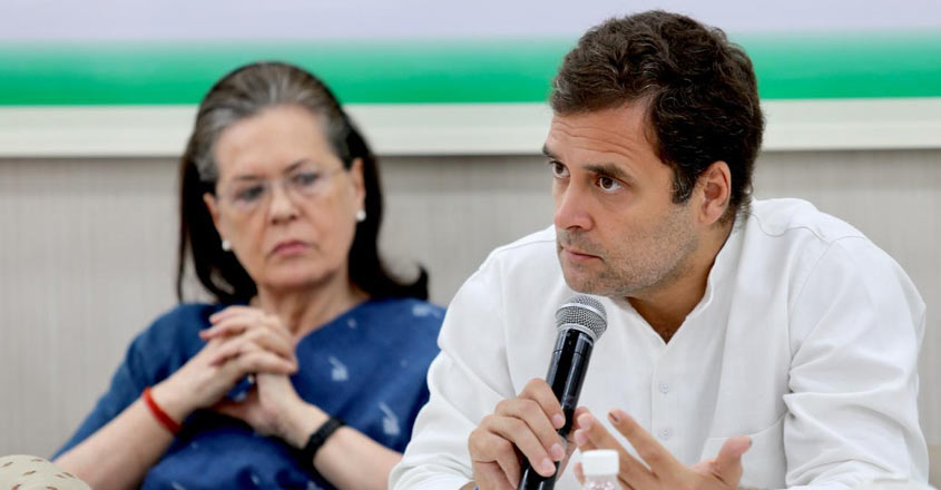 As Sonia Gandhi completes three months as the Interim Congress President on Sunday (Nov 10), there are visible changes in the style and substance of the party's functioning. Though there have been more desertions, especially of Rajya Sabha members and two PCC presidents in the last three months, the shock of the disastrous Lok Sabha result and the impact of Rahul Gandhi's resignation as Congress president are wearing off.  The tensions between the old guard and the impatient younger generation which convulsed several state units are also easing as the old guard is back in control. Younger leaders like Sachin Pilot in Rajasthan and Jyotiraditya Scindia in Madhya Pradesh have scaled down their differences with chief ministers Ashok Gehlot and Kamal Nath, respectively, at least in public. Another young gun Milind Deora, who had quit as the president of the Mumbai Regional Congress Committee and had been impatient for takeover by the new generation at all levels has said there is merit in continuing with the experienced leaders.  Sonia, who was the longest serving Congress president before she gave up the post in favour of her son Rahul in December 2017, has turned to her trusted advisers to address both institutional and organisational issues. Without disturbing the team created by Rahul at the AICC she is depending more on her core advisers like AK Antony, Manmohan Singh, Ahmed Patel, Ambika Soni and Ghulam Nabi Azad, who had taken a step backward to allow Team Rahul to have its full sway. She also brought back the old faithfuls Bhupinder Singh Hooda and Selja in Haryana ahead of the assembly elections there. Even though NCP president Sharad Pawar wanted Sonia to campaign extensively in Maharashtra, she sent a message that Rahul is still the chief campaigner for Congress.  Interestingly, the party now describes her as the president, dropping the prefix 'Interim'. It is a signal both of her acceptance in the party and among UPA allies and also the party does not want to look beyond the Gandhi family for leadership. A senior Congress Working Committee member who headed one of the five committees which searched for an interim successor to Rahul in July and August said none of the suggested leaders got more than 10 per cent of support among AICC members. The leader said the 70-day crisis brought by Rahul's resignation also helped the party to determine the acceptance levels of various leaders. But some of the younger aspirants have felt inner democracy which Rahul had been championing should have meant an open contest. But senior leaders point out that such elections are even more pitiless, like it happened to challengers of Sonia Gandhi earlier.  The other area where Sonia has turned her attention is to challenge Narendra Modi on economic issues. The party's campaign was affected initially as its main strategist on economic issues P Chidambaram was arrested by the CBI and is in jail. While former PM Manmohan Singh has been critical of the economic policies of Modi, Sonia has depended on Jairam Ramesh to draw up the agitational plans. Ramesh, who gave the 2004 election slogan