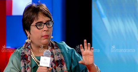 People cribbing about the same things they watch keenly: Barkha Dutt