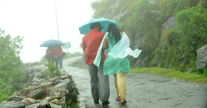 Head to Munnar to experience the myriad expressions of rain