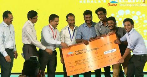 Team Madlabs wins first Media Hackathon