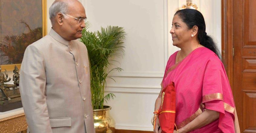 Nirmala Sitharaman only 2nd woman to present Union Budget