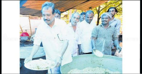 Feasting to mourning, candidates in Vengara don all garbs