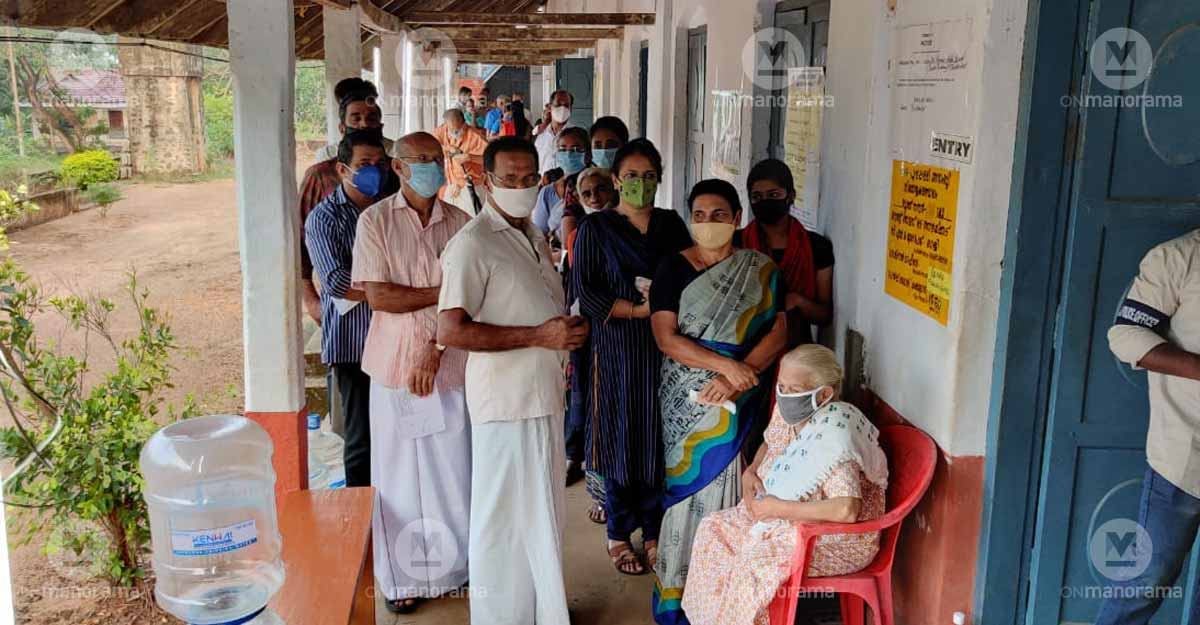 High voter turnout pointing at anti-incumbency or a mandate for continuation of LDF govt?