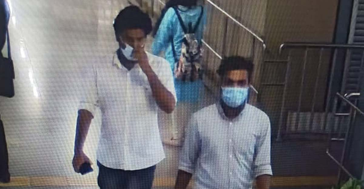 Kerala Police release photos of youths who harassed actress at Kochi mall