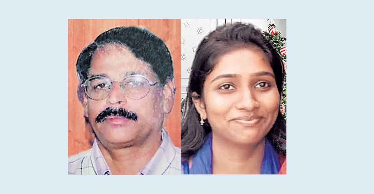 Keralite teacher, father drown in UP canal during bid to save child