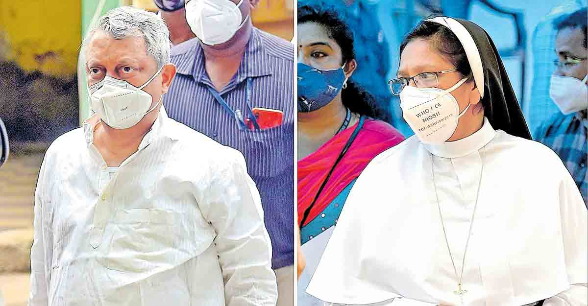 A truthful thief, an unlikely confession and a secret surgery: How a priest and a nun were sentenced to life