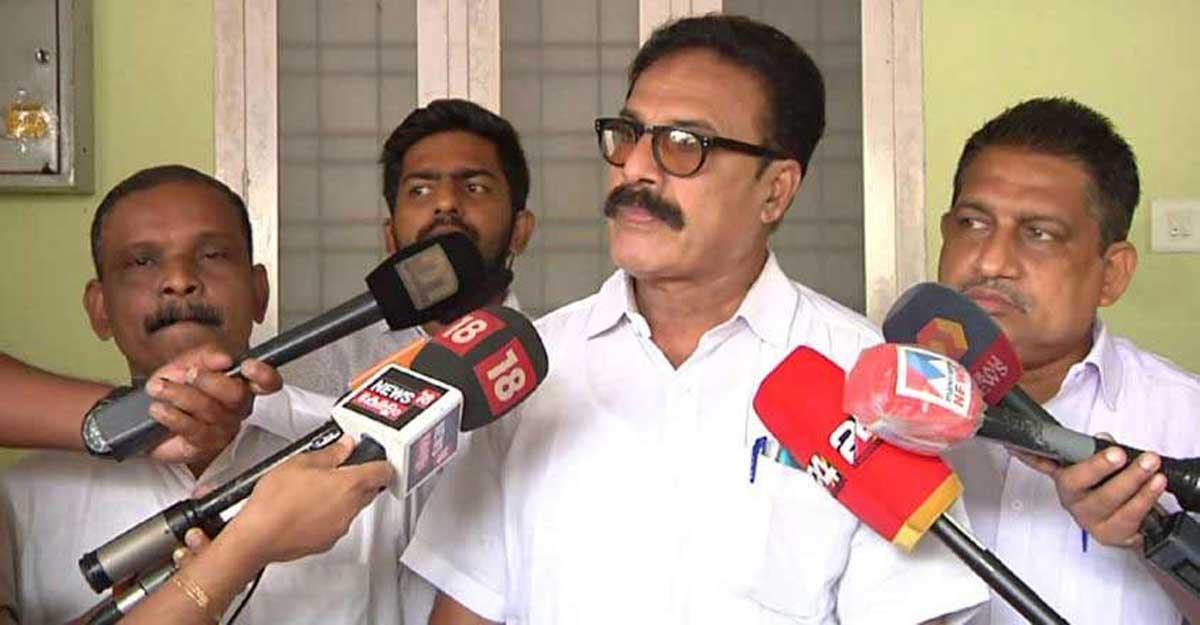Congress rebel likely to be Thrissur Mayor with LDF support