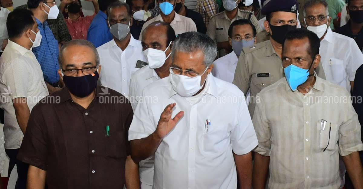 While CM nearly draws up 2021's LDF manifesto, the UDF picking up shattered pieces
