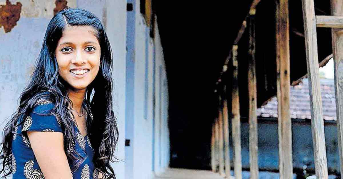 Student poet quoted in Kerala Budget wins hearts by flagging the state of her school