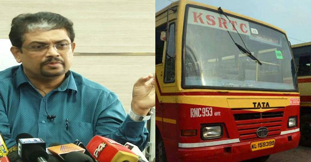 More details of Rs 100cr KSRTC scam emerges; Biju Prabhakar says didn't insult staff