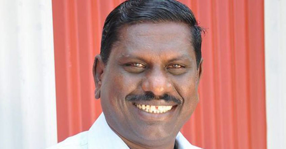 Kongad MLA Vijayadas dies while undergoing treatment for post-Covid complications
