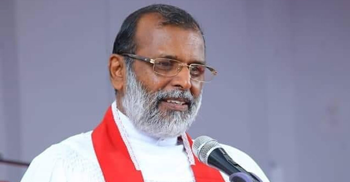 Rt Rev. Sabu K Cherian new head of CSI's central Kerala diocese