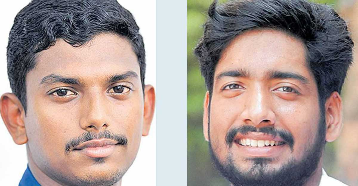 Sachin, Abhijith likely top student leaders to be in Kozhikode poll fray