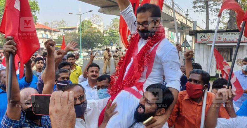 LDF secures crucial win in Ward 37 of Kalamassery Municipality; UDF gains in Thrissur