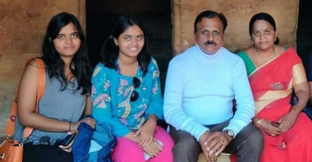 Andhra couple, believing in spiritual powers, kill their own daughters