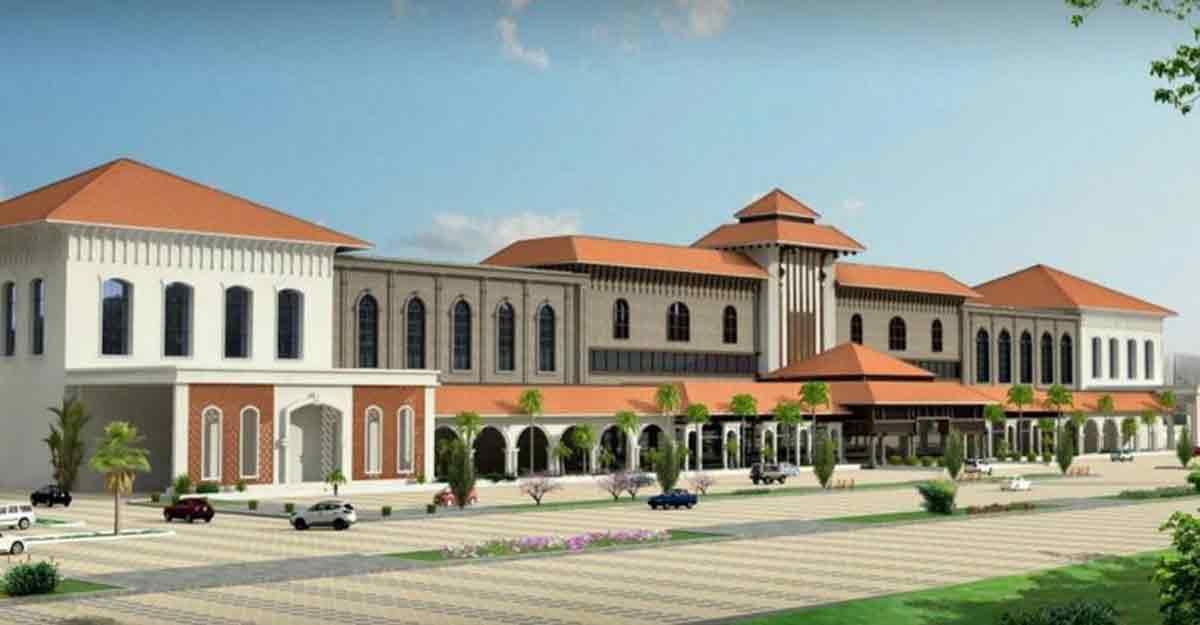 Bids invited to upgrade Ernakulam railway station