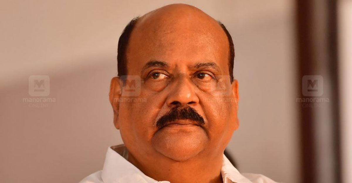Kappan announces new party, names it Nationalist Congress Kerala