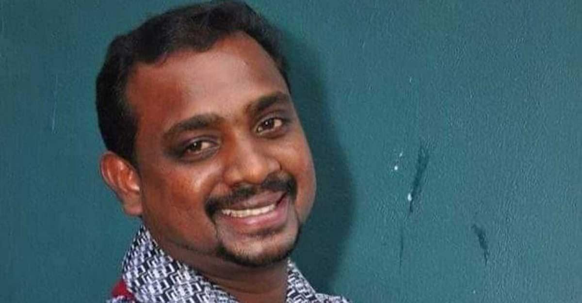 Malayalam singer Somadas Chathannoor dies